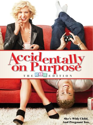 Accidentally on Purpose Season 1 DVD