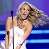 Carrie Underwood at the Academy of Country Music Awards