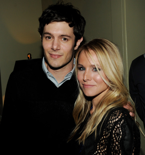 Adam Brody and Kristen Bell