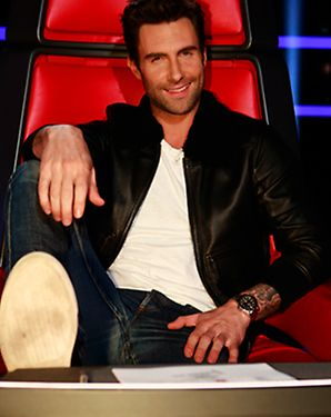 Adam Levine on 'The Voice'