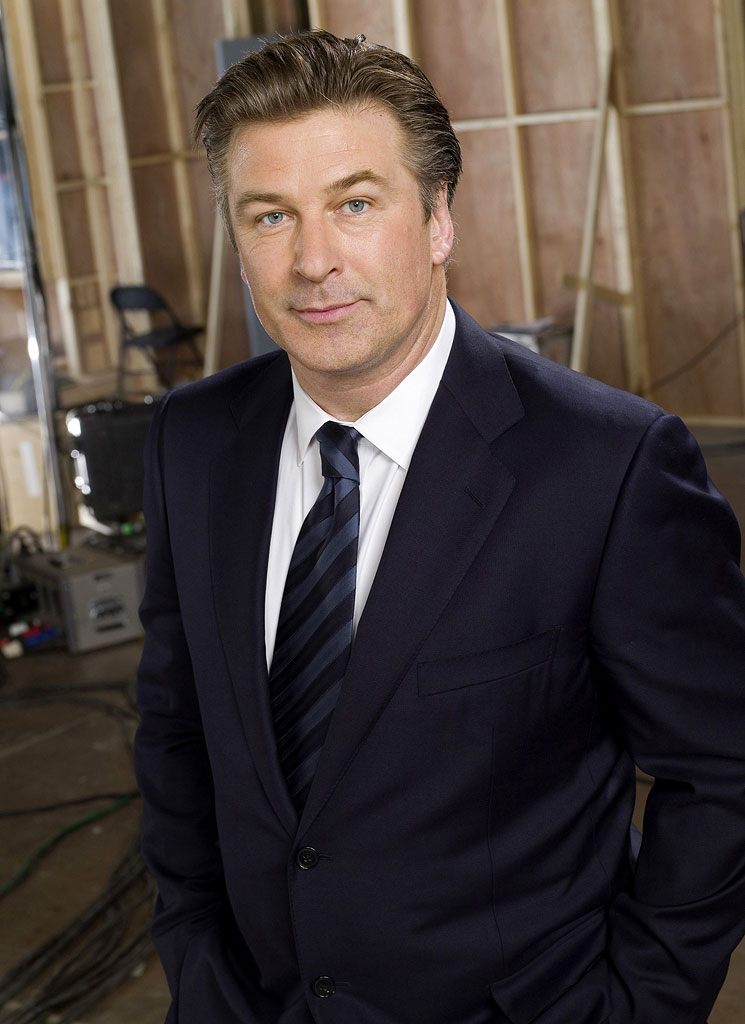 Alec Baldwin as Jack Donaghy