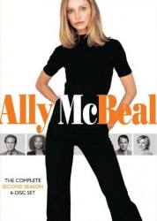 Ally McBeal Season 2 DVD