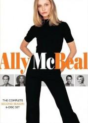 Ally McBeal Season 2 DVD