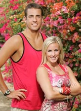 Amazing Race Nathan and Jennifer