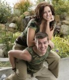 Nick and Starr Spangler of Amazing Race 13