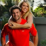 The Amazing Race's Jennifer and Preston