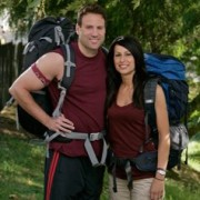 Amazing Race 15's Lance and Keri