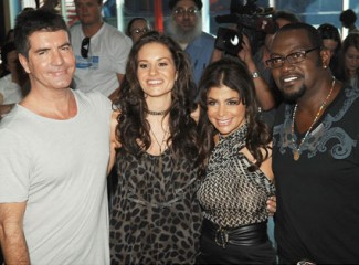 American Idol Season 8 Judges