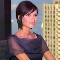 Victoria Beckham on American Idol