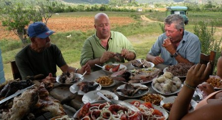 Andrew Zimmern's Bizarre World