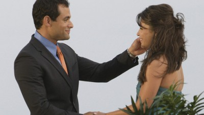 Jason Mesnick and DeAnna Pappas on The Bachelorette