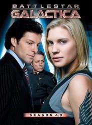 Battlestar Galactica Season 4 DVD