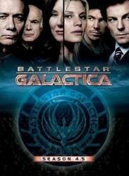 Battlestar Galactica Season 4.5 DVD