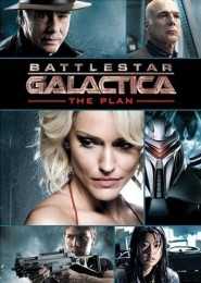 Battlestar Galactica: The Plan on DVD