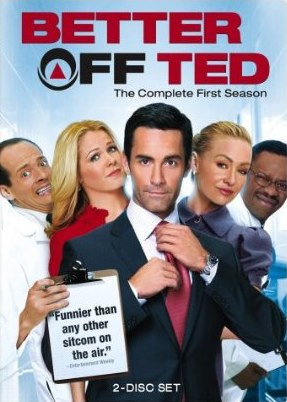 Better Off Ted Season 1 DVD