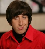 Simon Helberg in The Big Bang Theory