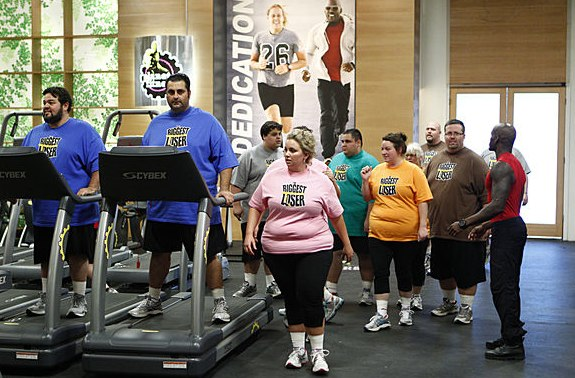 Biggest Loser 13 cast
