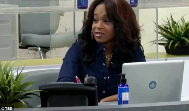 Bobbi Kristina in 'For Better or Worse'