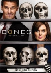 Bones Season 4 DVD