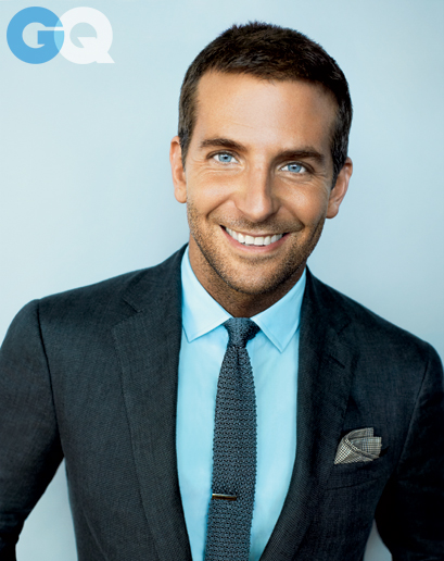 Bradley Cooper in 'GQ'