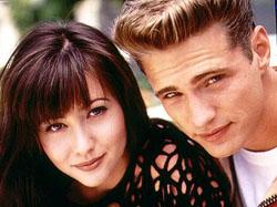Brandon and Brenda Walsh
