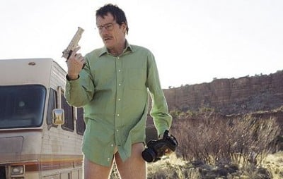 Breaking Bad's Bryan Cranston