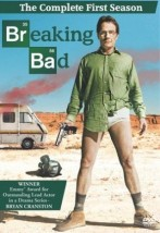 Breaking Bad Season 1 DVD