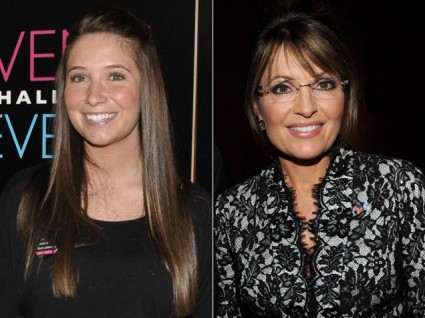 Bristol and Sarah Palin