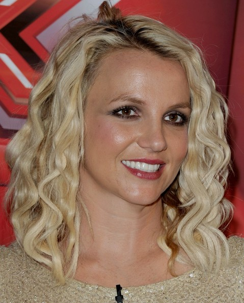 Britney Spears on 'The X Factor'