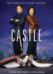 Castle Season 1 DVD