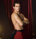 Celebrity Circus' Antonio Sabato Jr.
