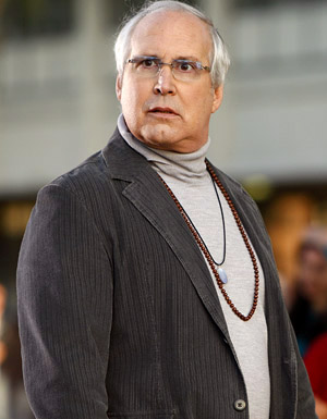 Chevy Chase as Pierce Hawthorne