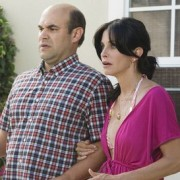 Cougar Town's Ian Gomez and Courteney Cox