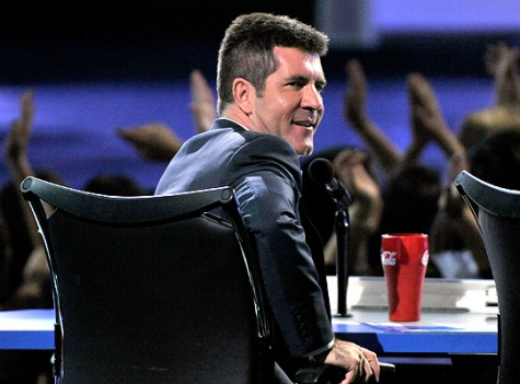 Simon Cowell on American Idol