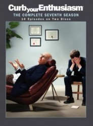 Curb Your Enthusiasm Season 7 dvd