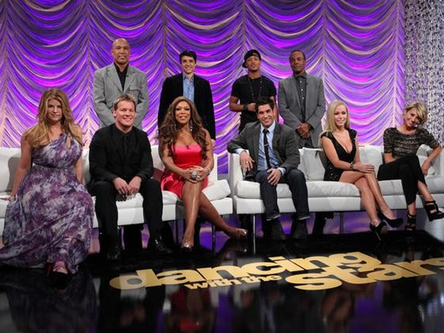 Dancing With the Stars 12 Cast