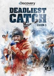 Deadliest Catch Season 5 DVD