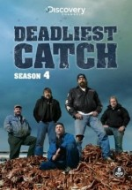 Deadliest Catch Season 4 DVD