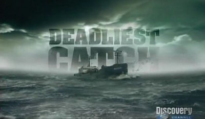 The Deadlist Catch logo
