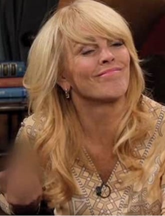 Dina Lohan on Dr. Phil's show