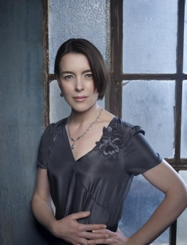 Olivia Williams as Adelle DeWitt