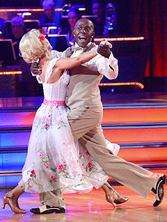 Donald Driver on Dancing with the Stars