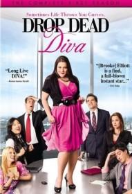 Drop Dead Diva dvd