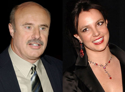 Dr. Phil, Britney Spears