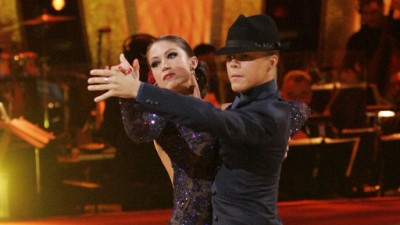 Dancing with the Stars, Derek Hough and Shannon Elizabeth