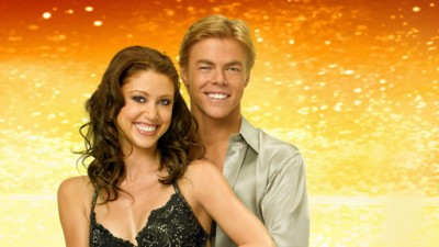 Dancing with the Stars, Shannon Elizabeth and Derek Hough