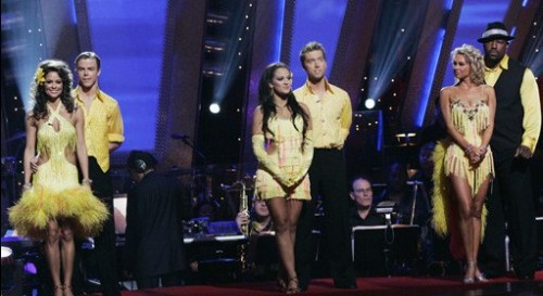 Dancing with the Stars' Final 3