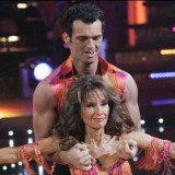 Dancing with the Stars' Susan Lucci and Tony Dovolani