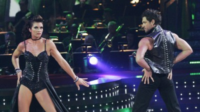 DWTS' Misty May-Treanor and Maksim Chmerkovskiy