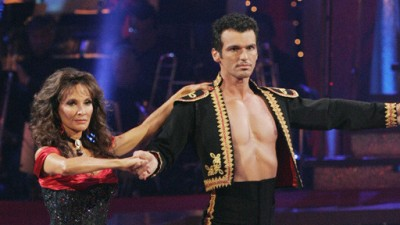 Dancing with the Stars' Susan and Tony